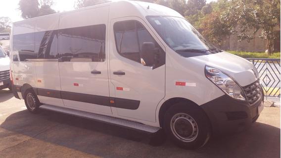 Master 2018 R$ 138.000 Minibus 16 Lug L3h2 Km 144.00 1 Dono