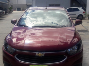 Chevrolet Onix Lt 1000 Año 2018 Caja De 6ta.