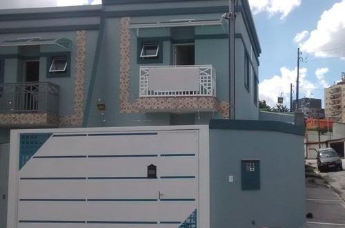 Sobrado Com 2 Dormitórios À Venda, 68 M² Por R$ 385.000,00 - Jardim Cotinha - São Paulo/sp - So1965