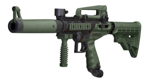 Marcadora Tippmann Cronus Tactical Tan Olive Gotcha Xtrem P