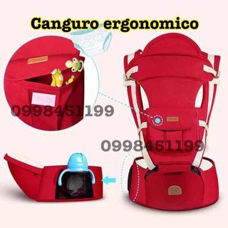 Canguro Ergonomico Para Bebés Desde 0/3 Años