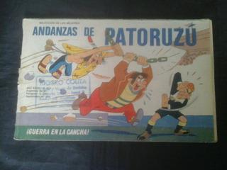 Andanzas De Patoruzu # 425: Guerra En La Cancha!
