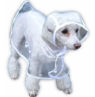 Capa De Chuva Pet - Cães Pequenos -veja Tabela Medidas Fotos