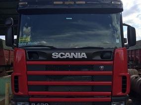 Scania R-124 420 6x2 Unico Dono Tomatinho Caminhões 2007/8