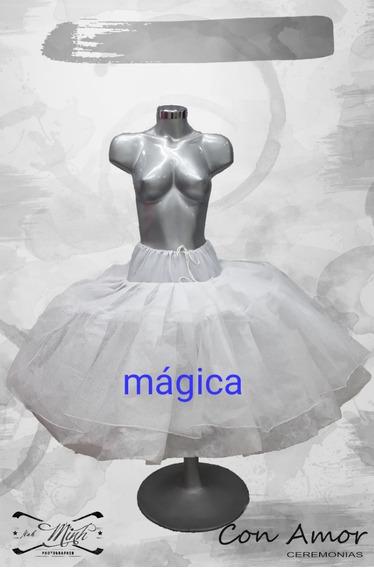 Crinolina Mágica Para Vestido De Xv Años