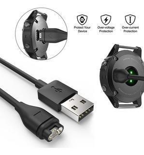 Cable Usb Cargador Datos Garmin Fenix 5 5x Vivoactive
