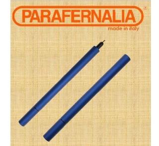 Pluma Parafernalia Hecha En Italia Azul