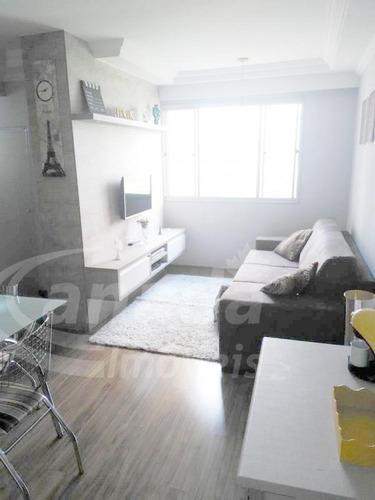 Imagem 1 de 15 de Ref.: 7521 - Apartamento Em Osasco Para Venda - V7521