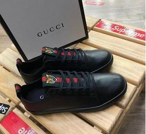 682d42d6d75 Tenis Gucci Ace Tigre - Calçados