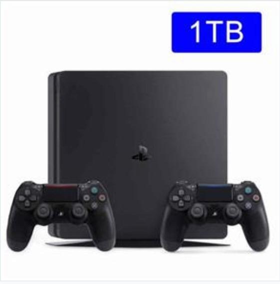 Sony Ps4 1tb Mas 16 Jogos