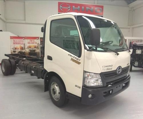 Camion Hino Dutro Turbo
