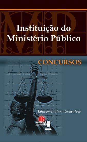 Instituição Do Ministério Público Para Concursos 2ª Edição
