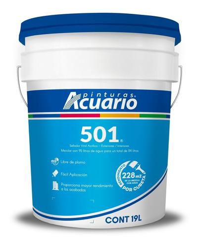 Imagen 1 de 3 de Sellamuro Acuario 501 - 19 Litros