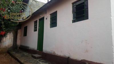Casa Para Locação Em Atibaia, Jardim Dos Pinheiros, 2 Dormitórios, 1 Banheiro, 2 Vagas - 0053