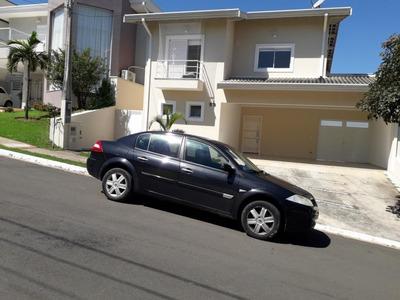 Casa Em Condomínio Residencial Canterville, Valinhos/sp De 330m² 2 Quartos Para Locação R$ 4.100,00/mes - Ca220386