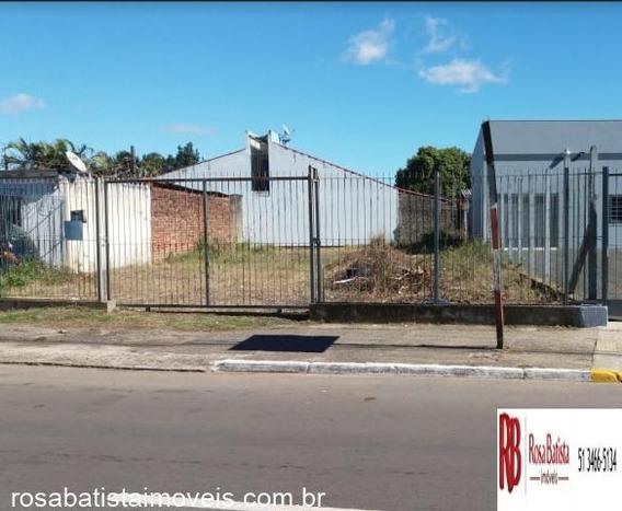 Terreno Localizado(a) No Bairro Rio Branco Em Canoas / Canoas - T146