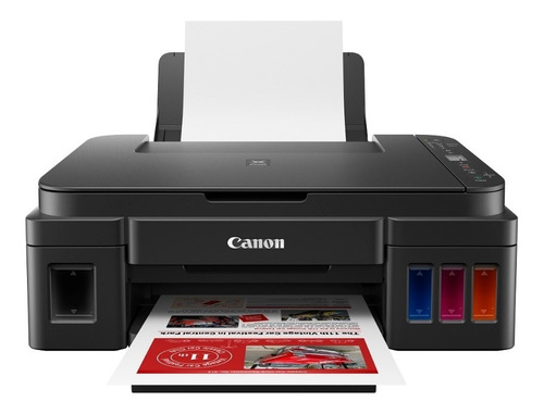 Impresora Multifuncional Canon Pixma G3110-sist. Cont.-wifi