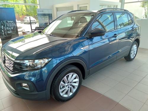 Nueva Volkswagen T-cross 0km Anticipo Y Cuotas 0% Retira M-