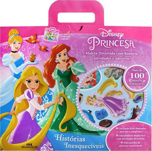 Imagem 1 de 3 de Maleta Divertida  Princesas