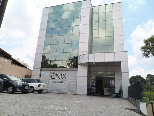 Sala Para Alugar, 370 M² Por R$ 9.000,00/mês - Vila Santo Antônio - Cotia/sp - Sa1131