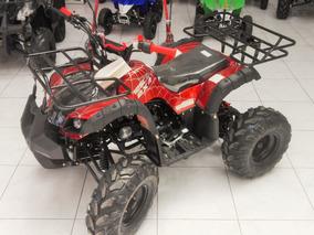 Atv 125cc Cuatrimoto Mod 2018 Aut C/rev Nuevas