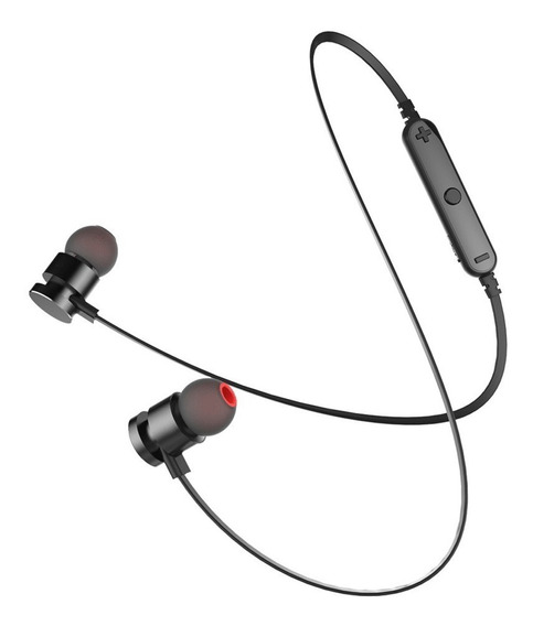 Bluetooth Fone De Ouvido Estéreo Ímã Earbuds C/ Microfone F5