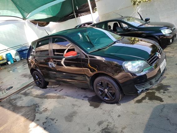 Volkswagen Polo 1.6 Bluemotion Total Flex 5p 2012