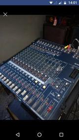 Mesa Yamaha Mg166cx