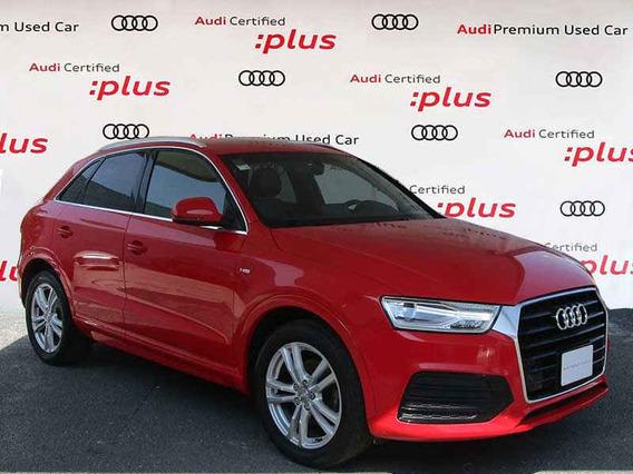 Audi Q3 2016 5p S Line L4/1.4/t Aut