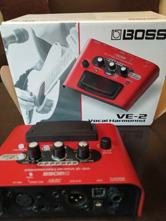 Pedal Boss Vocal Harmonist