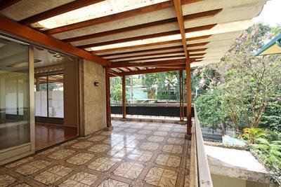 Casa Com Enorme Potencial No Pacaembu - 57-im67845