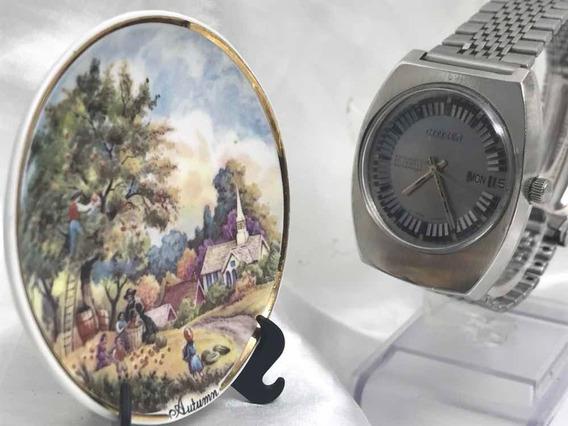 Relógio Citizen Cal 5204 De Julho De 1969 Relogiodovovô.