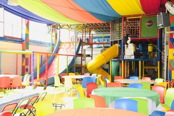 Traspaso Salon De Fiestas Infantiles En Calzada De Tlalpa