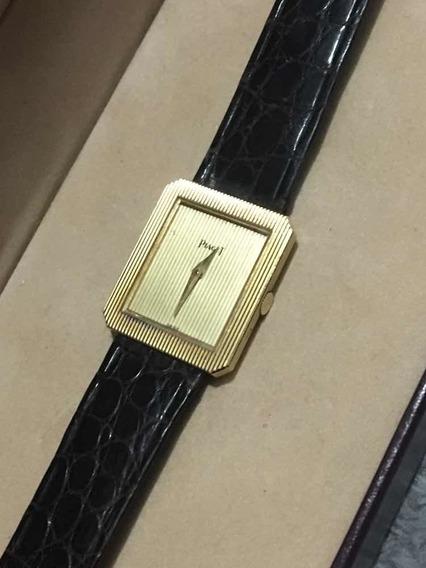 Relógio Piaget Protocole De Ouro 18k Maciço
