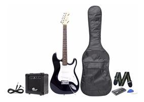 Combo Guitarra Electrica Orich+amplificador+forro+accesorios