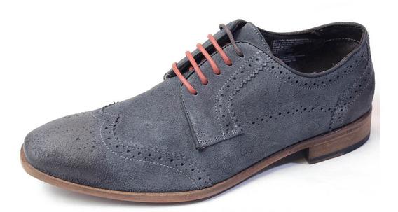 Zapato De Cuero Democrata Hombre Frans 020111 Cuotas