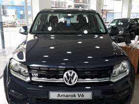 Vw Volkswagen Amarok 3.0 V6 Comfortline 4x4 Automatico 01