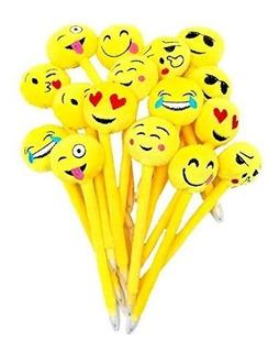 12 Plumas Emoji Whatsapp, Boligrafo, Emojis