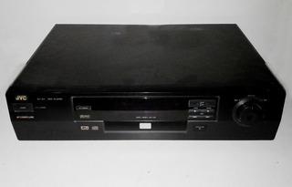 Reproductor De Dvd Jvc Xv-511bk - Con Control Anda Y No Lee