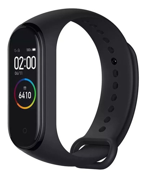 Smartwatch Pulseira Relógio Inteligente Xiaomi Mi Band 4
