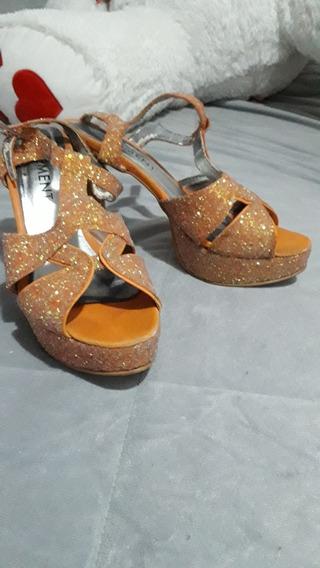 Sandalias Glitters Basement