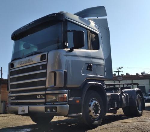 Imagem 1 de 15 de Scania 420 - Toco  !! R$ 135.500,00 !!