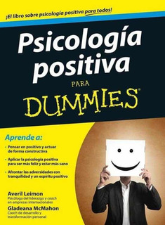 Psicología Positiva Para Dummies- Almacén Libros Digitales