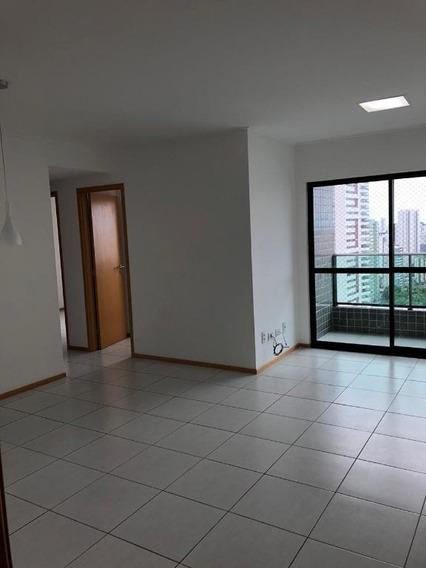 Apartamento Em Madalena, Recife/pe De 70m² 3 Quartos Para Locação R$ 2.000,00/mes - Ap549826
