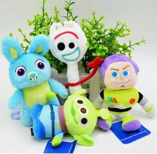 Llavero De Peluche Toy Story 4 Original Con Etiquetas 12cm