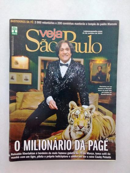Veja S P / Reinaldo Kherlakian / Templo Marcelo Rossi /