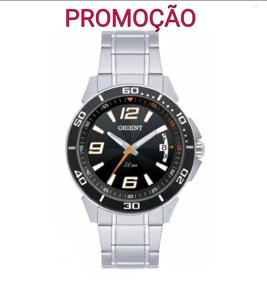 * Relógio Orient Original Unissex Mbss1146 P2sx Frete Grátis