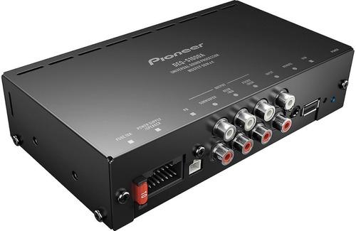 Ecualizador Pioneer Deq S1000a Procesador Amplificador 50wx4
