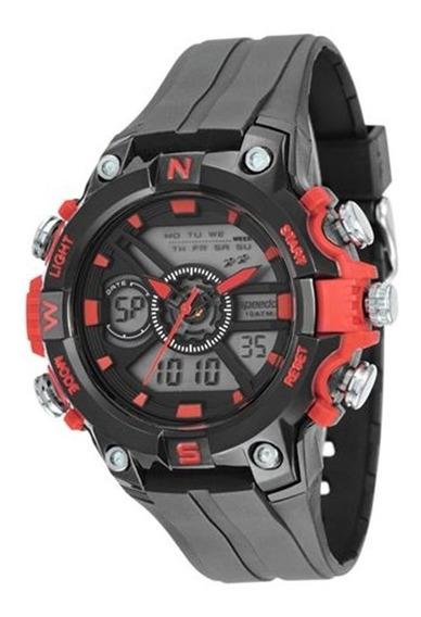 Relógio Speedo Masculino Esportivo Digital 81139g0evnp1