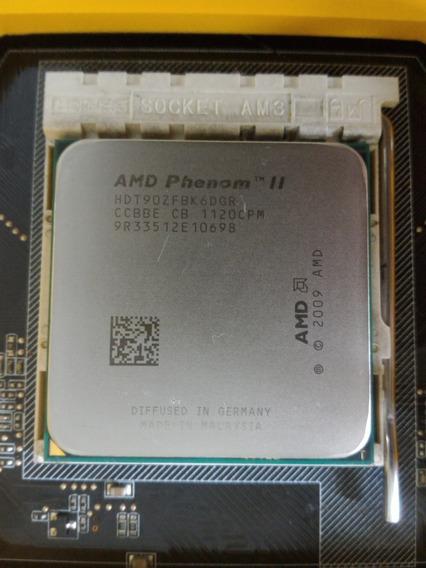 Processador Phenom 2 X6 1090t + Placa Ecs A790gxm-ad3 + 8gb